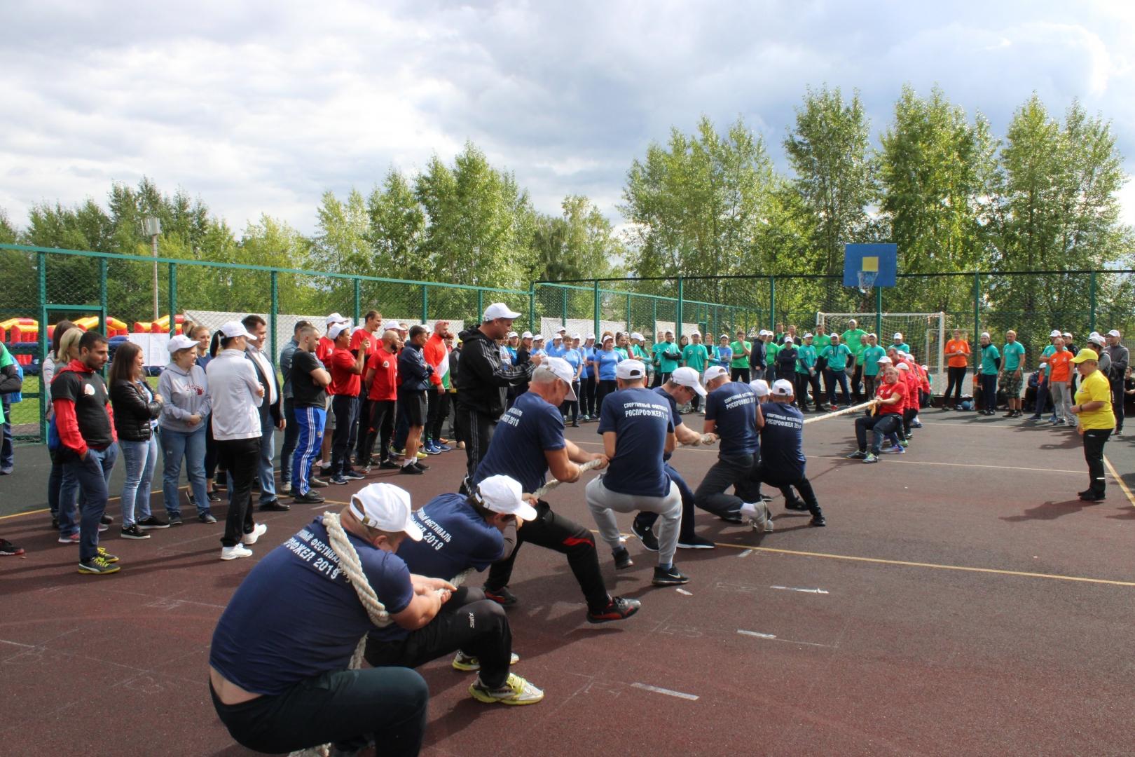 Дорожный финал спортивного фестиваля РОСПРОФЖЕЛ 6 сентября 2019 (часть вторая)