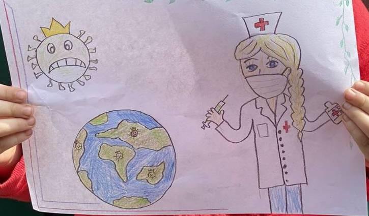 Конкурс детских рисунков, посвященный Всемирному дню охраны труда апрель-май 2020
