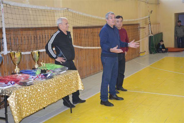 Турнир по волейболу памяти машиниста локомотивного депо Абакан Владимира Гологрудова 20 октября 2018