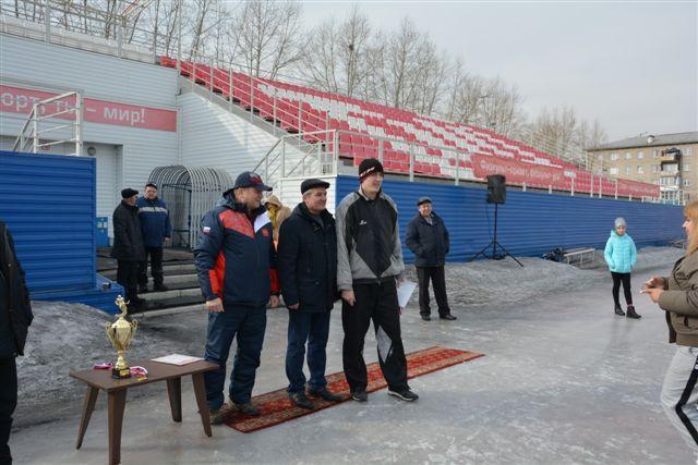 Первенство Абаканского узла по хоккею в валенках 2 марта 2019