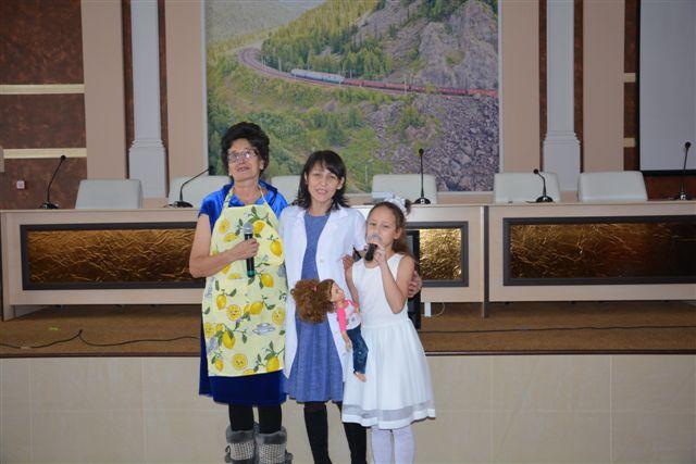 День матери на станции Абакан 22 ноября 2019