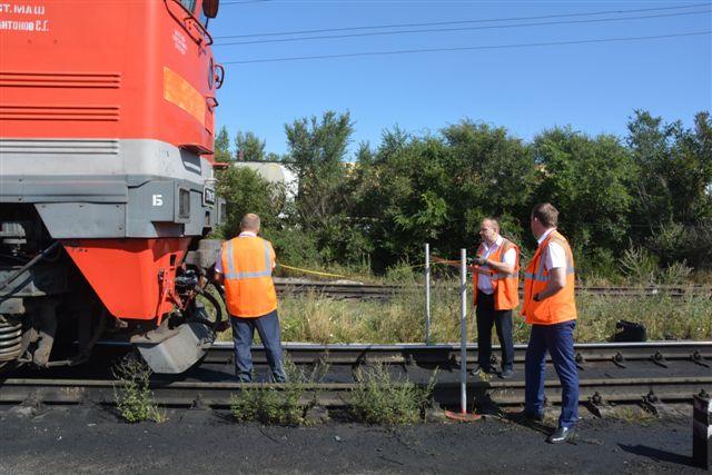 Конкурс профессионального мастерства среди локомотивных депо Красноярской дирекции тяги 8 августа 2018