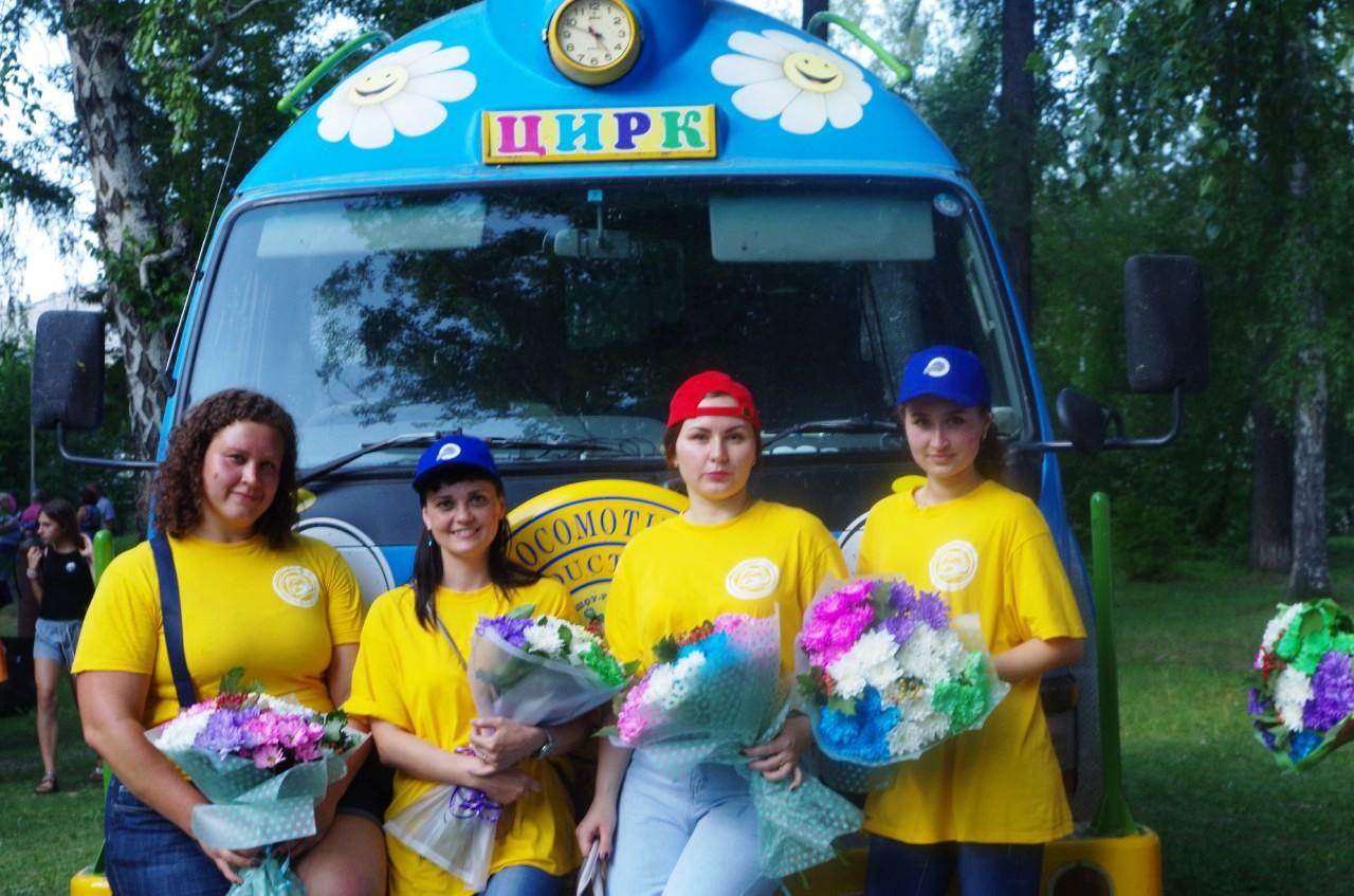 День железнодорожника на ст.Иланская 3 августа 2019