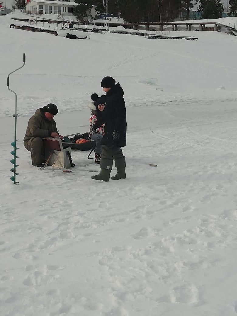 Спортивный праздник для руководителей Красноярской железной дороги 23 февраля 2019