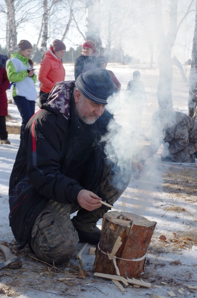 Чемпионат по зимней рыбалке среди предприятий Иланского узла 16 марта 2019