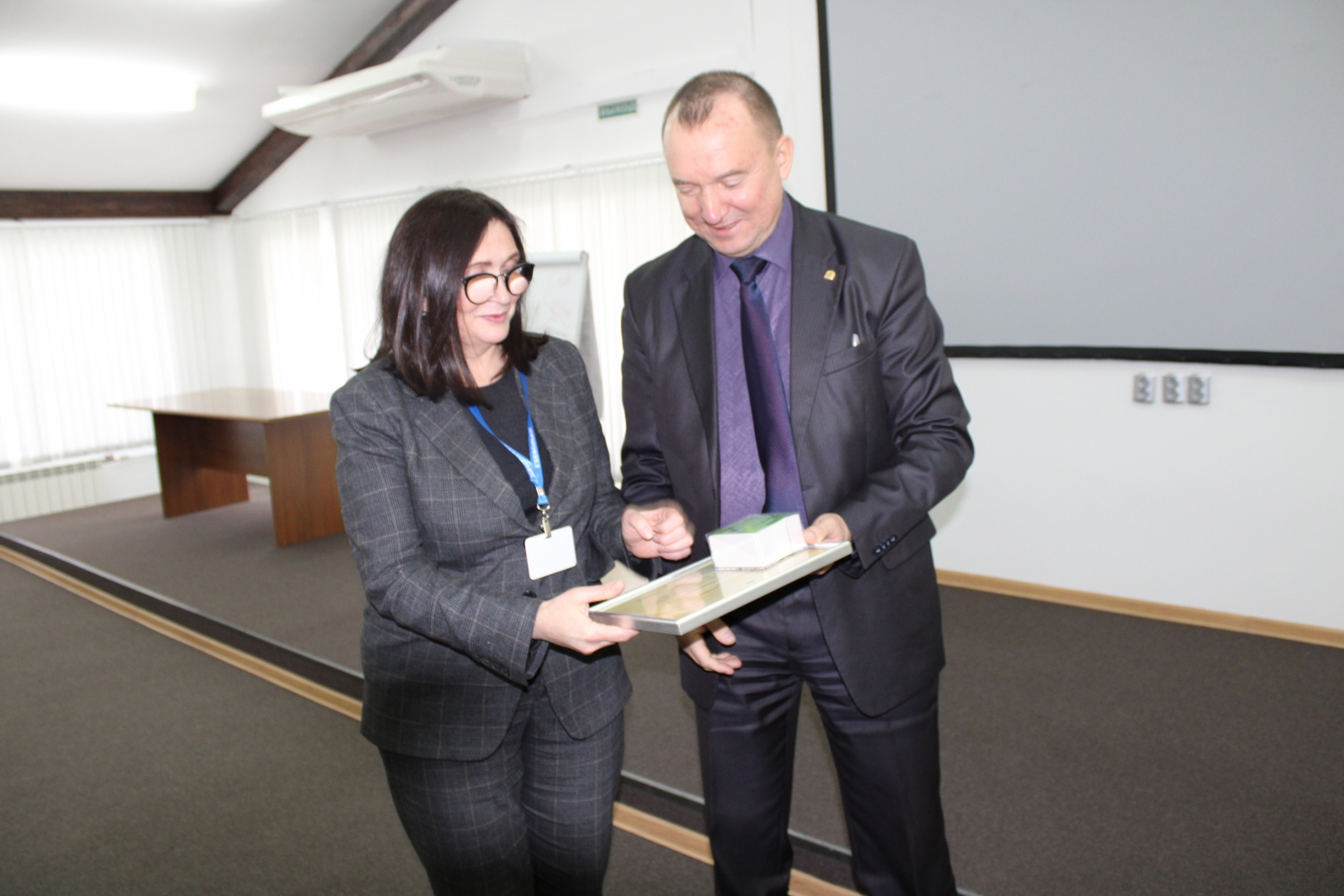 Семинар-обучение освобождённых председателей Красноярского узла 21-23 ноября 2018 (часть 2)