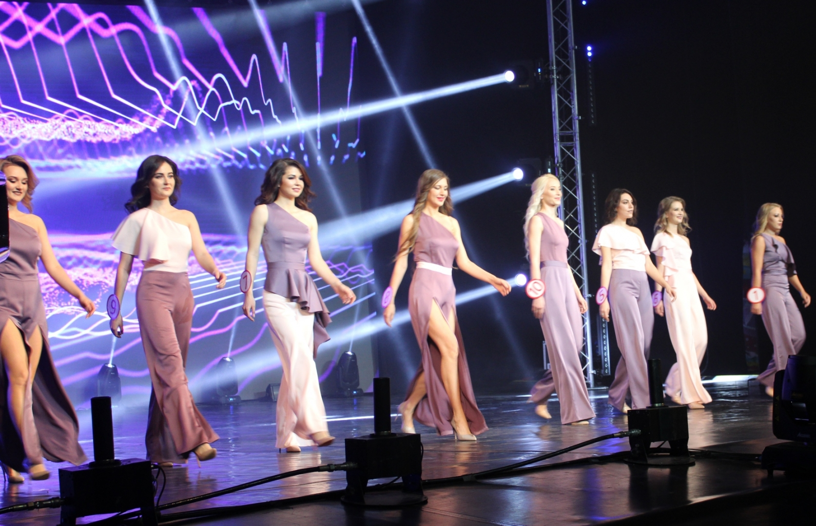 «Мисс Серебряная  магистраль» 7 марта 2019