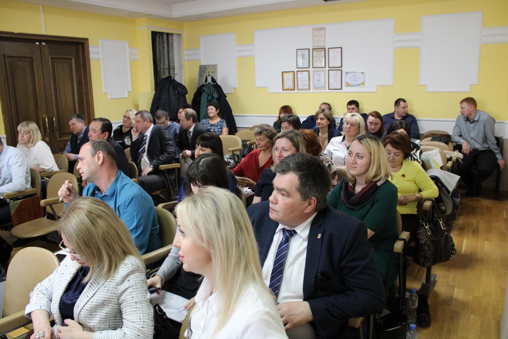X Пленум Комитета Дорпрофжел на Красноярской железной дороге 25 апреля 2019