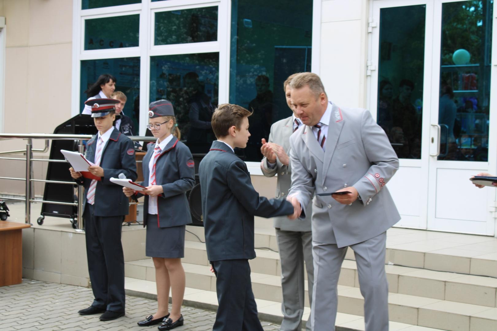 Открытие 83-го сезона Детской железной дороги 1 июня 2019