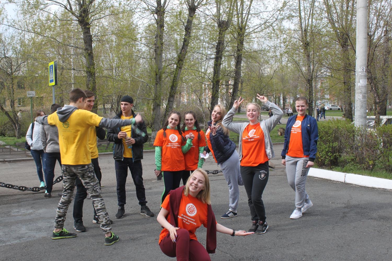 «Зарница» в КрИЖТ 15 мая 2018