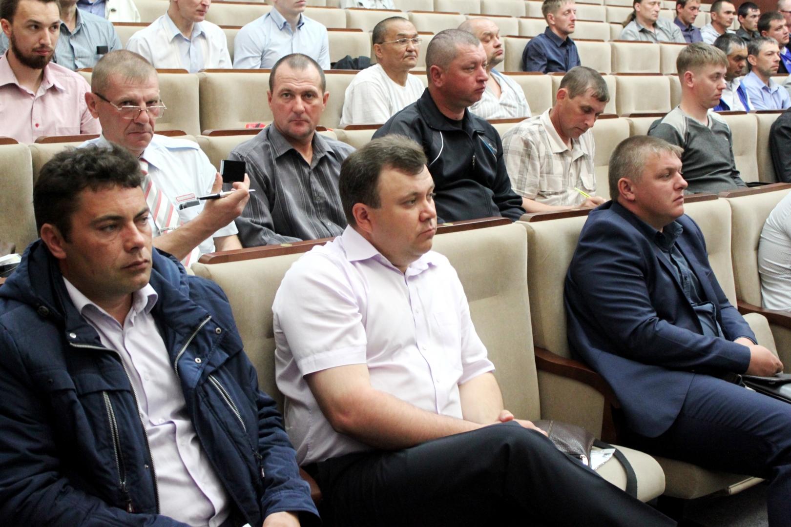 Семинар-обучение общественных инспекторов по безопасности движения поездов в Красноярске