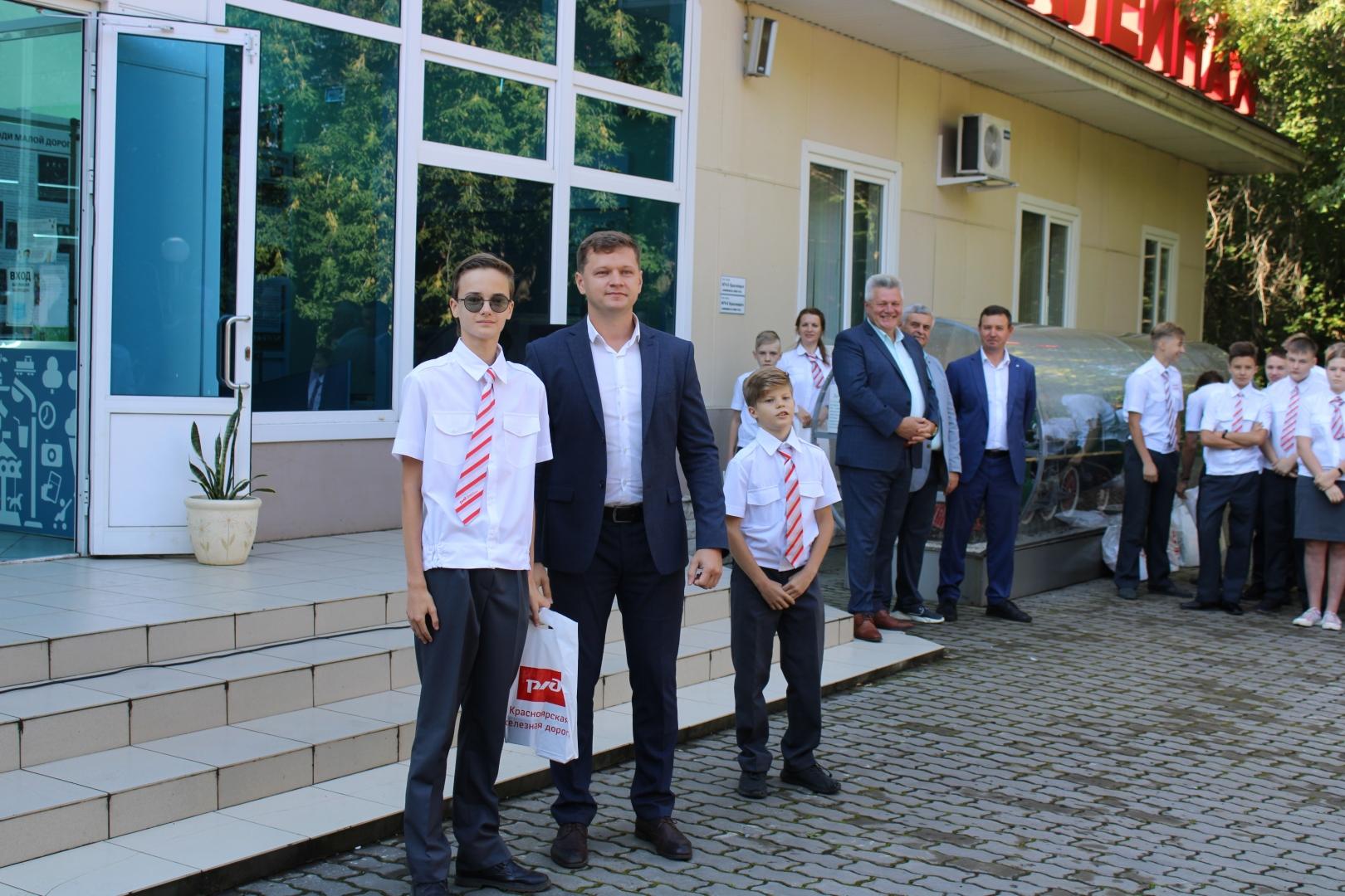Закрытие 85-го сезона на Детской железной дороге 29 августа 2021
