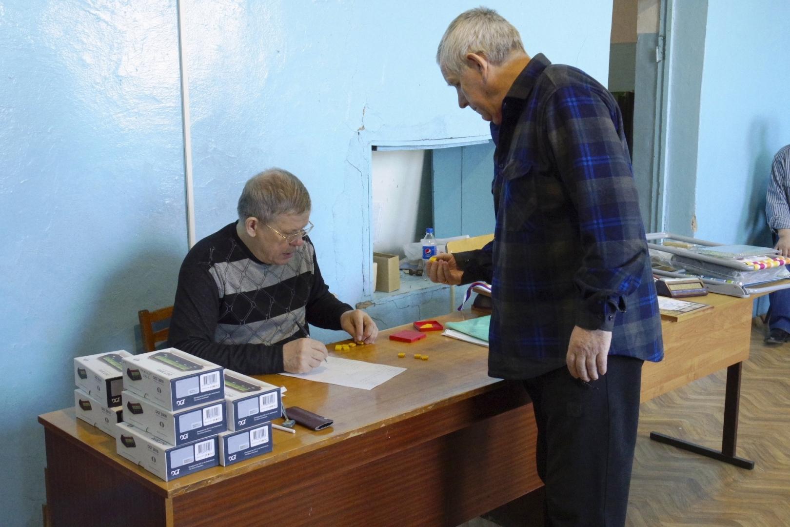 Блиц-турнир памяти шахматистов Иланского узла 11 апреля 2021