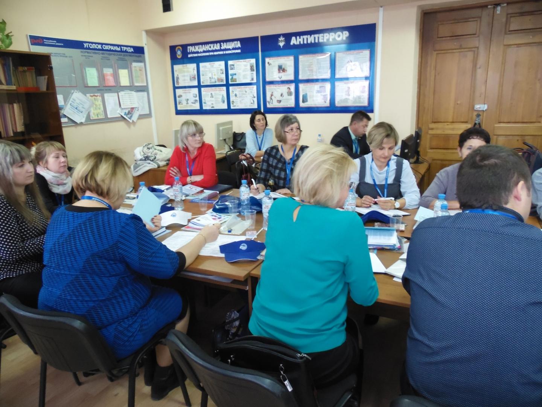 Семинар-обучение председателей и профактива Ачинского и Боготольского узлов 24 октября 2018