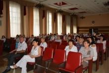 День медицинского работника в ППО НУЗ Абакан 14 июня 2019