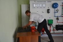 Конкурс профмастерства среди работников дирекции тяги