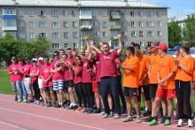 Второй этап первого узлового уровня Международных игр «Спорт поколений – 2018», Абакан 16 июня 2018