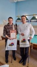 Турнир по бильярду памяти машиниста Николая Головнина 28 февраля 2021