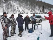 Чемпионат по зимней рыбалке среди работников ТЧЭ-2 22 февраля 2019