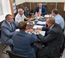 Выездное заседание президиума Дорпрофжел 2 сентября 2021