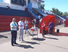 Кубок по мини-футболу 9 июня 2018