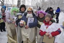 Чемпионат Иланского узла по приготовлению ухи март 2020