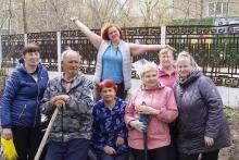 Субботник на станции Иланская 19 мая 2021