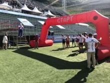 Финал Международных Игр «Спорт поколений» 22 сентября 2018