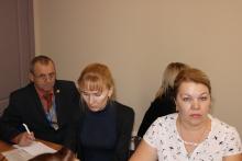 Семинар-обучение председателей и профактива Абаканского узла 31 октября - 2 ноября 2018