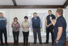 Семинар-обучение освобождённых председателей Красноярского узла 21-23 ноября 2018