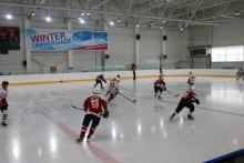 Чемпионат работников железнодорожного транспорта Красноярской железной дороги по хоккею с шайбой среди мужских команд 16 марта 2019