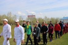 Спортивный фестиваль РОСПРОФЖЕЛ Красноярского региона Красноярской железной дороги 18 мая 2019
