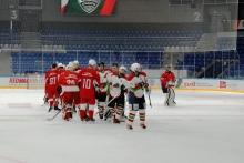 Открытие Кубка ОАО «РЖД» по хоккею с шайбой 13 ноября 2019