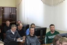 Отчётная конференция ППО Суриковской дистанции пути 28 января 2020