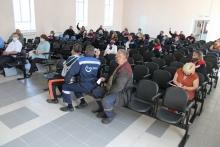 Отчетно-выборные конференции в ТЧЭ-3 и СЛД-74 Иланский 17 июня 2020