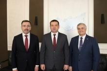 Рабочий визит председателя РОСПРОФЖЕЛ Сергея Черногаева 1-2 апреля 2021