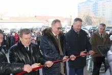Открытие нового железнодорожного вокзала на ст. Абакан 19 февраля 2019