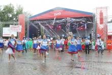 Профосоюзный карнавал