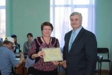 Семинар председателей и профактива в городе Иланский.