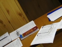 Выездное заседание Президиума в Жемчужном 16-17 мая 2018
