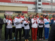 Второй этап первого узлового уровня Международных игр «Спорт поколений – 2018» 19 мая 2018
