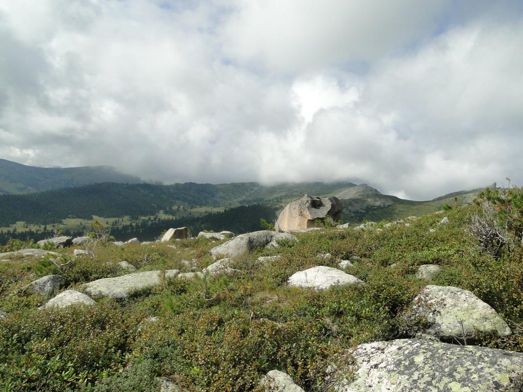 Восхождение к Висячему камню. ТЧЭ-7