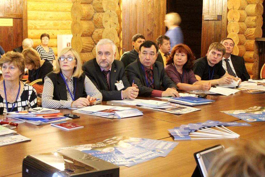 Семинар-обучение председателей и профактива ППО Дорпрофжел на Красноярской железной дороге