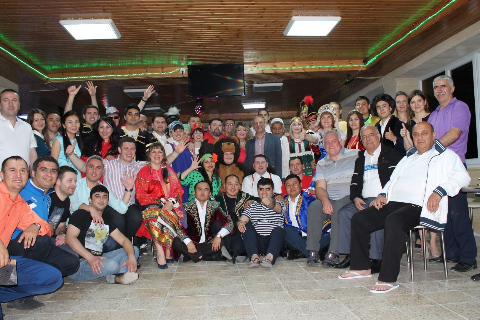 V Международный молодежный форум профсоюзов железнодорожников