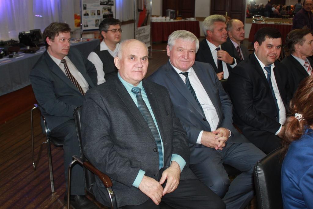 Юбилей газеты «Красноярский железнодорожник».  12.04.2016г.