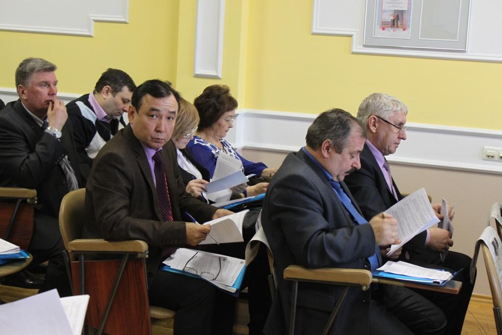IV пленум комитета Дорпрофжел