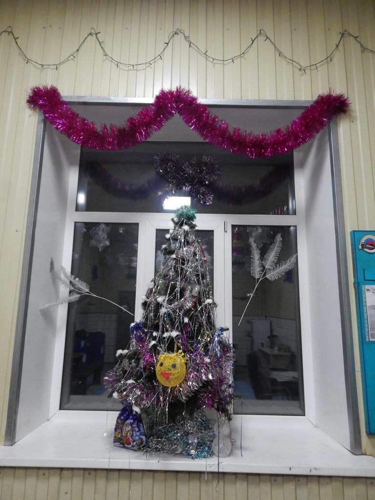 Новогодние кабинеты ВЧДР Аскиз