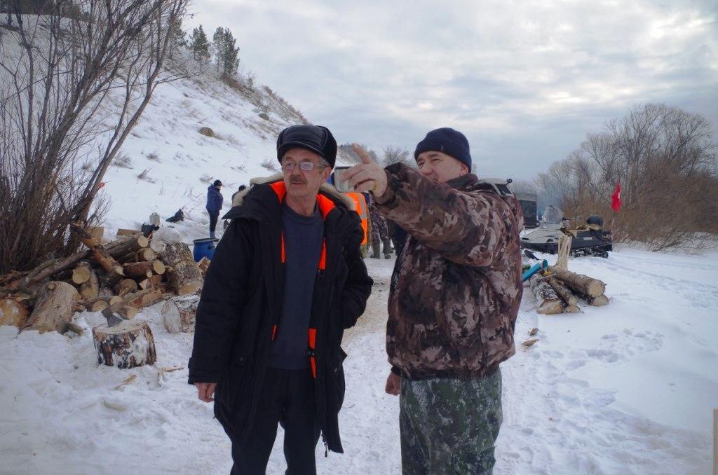 Турнир по зимней рыбалке на кубок «Профсоюзов Иланского узла» 17 марта 2018