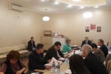 Заседание Президиума Дорпрофжел 1 марта 2018