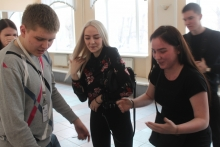 «Профсоюзный Арбат» 21 марта 2018
